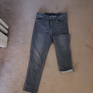 Joe's jeans high rise slim ankle 28